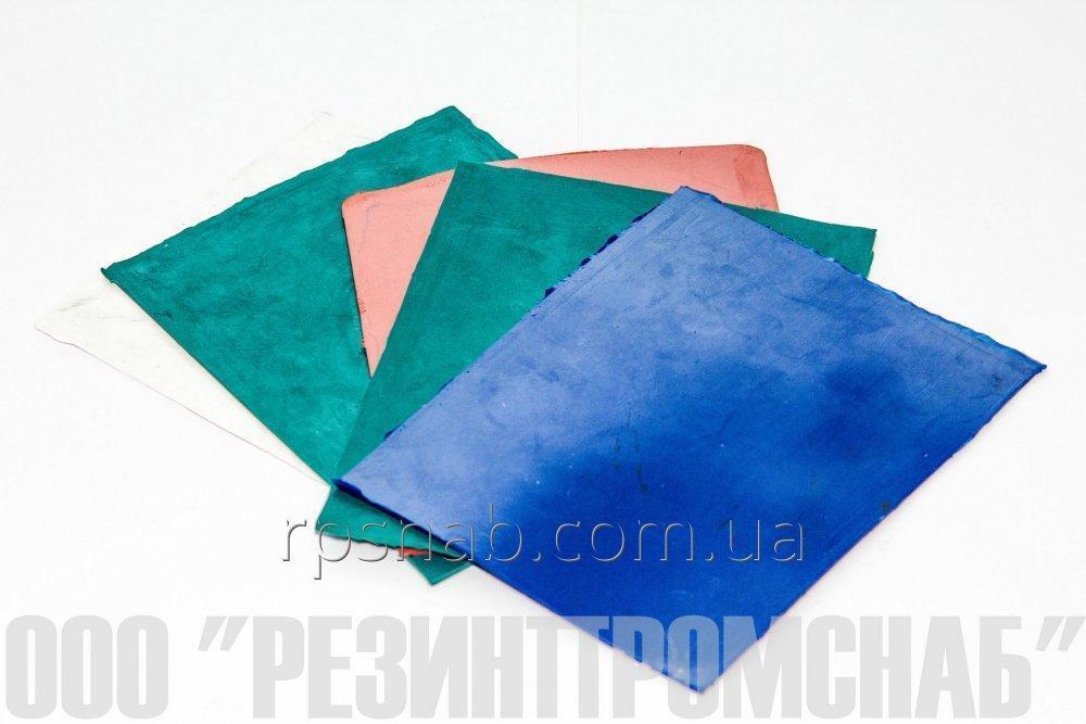 Цветные резиновые смеси 51-1458-3