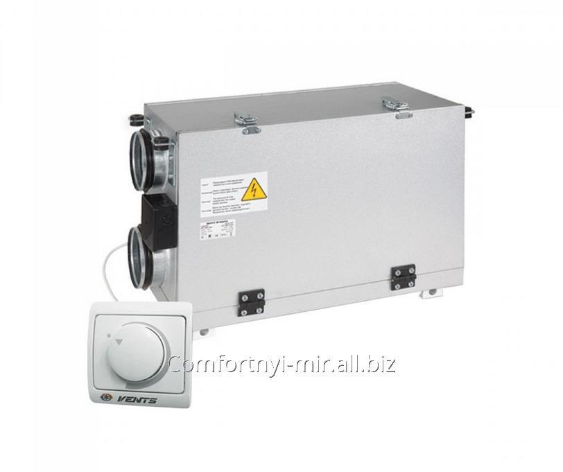 Buy Forced-air and exhaust installation of Vents Vut of 200 G pass