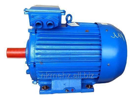 Трехфазный асинхронный электродвигатель с короткозамкнутым ротором общепромышленного назначения АИРУ112