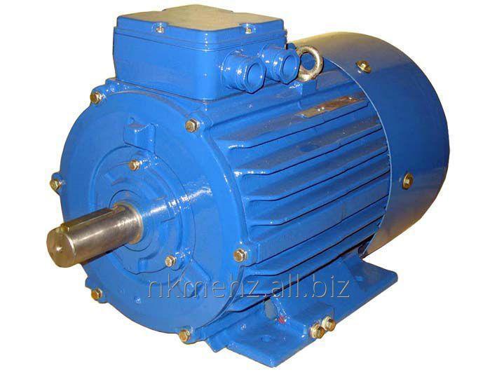Трехфазный асинхронный электродвигатель с короткозамкнутым ротором общепромышленного назначения 4АМУ90-280