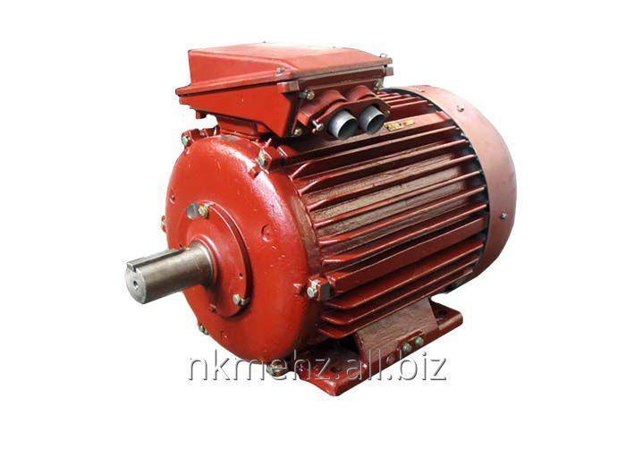 Трехфазный асинхронный электродвигатель с короткозамкнутым ротором общепромышленного назначения 6АМУ132-160
