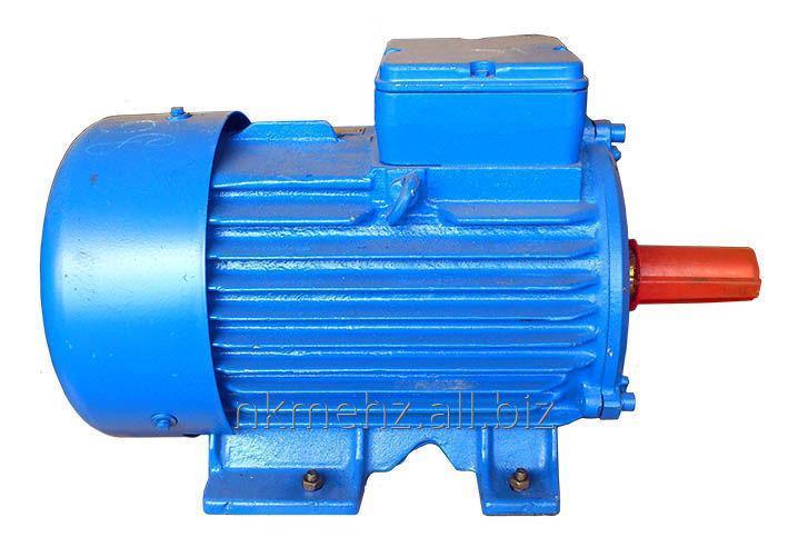 Трехфазный асинхронный электродвигатель с короткозамкнутым ротором общепромышленного назначения АМУ112-280
