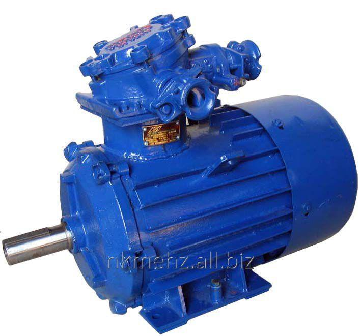 Взрывозащищенный электродвигатель АИММ90-280