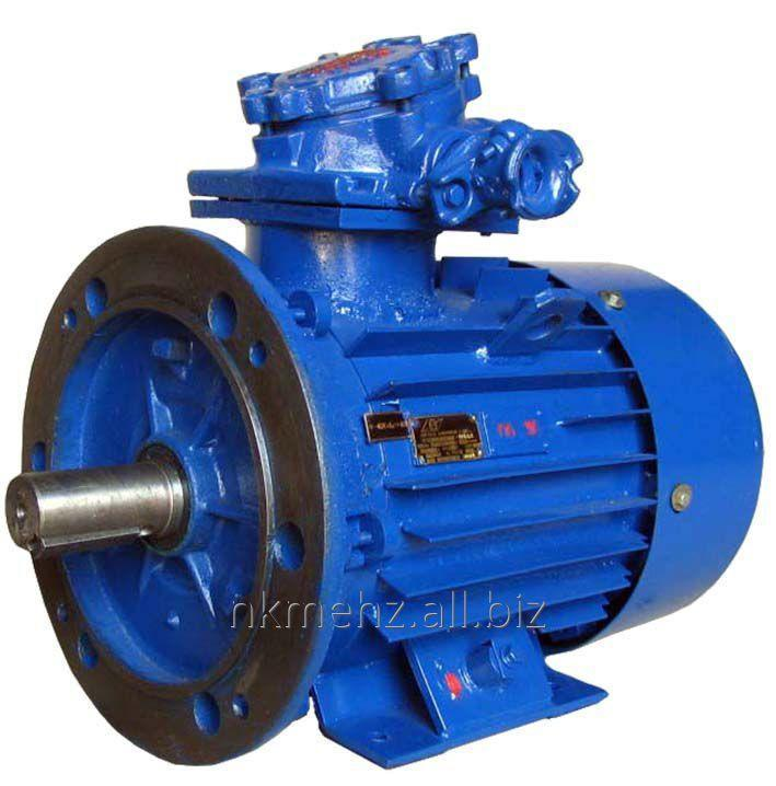 Explosion-proof electric motor 2AIU225-250