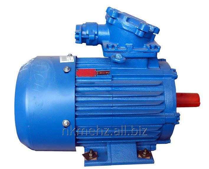 Взрывозащищенный электродвигатель 2АИМC160