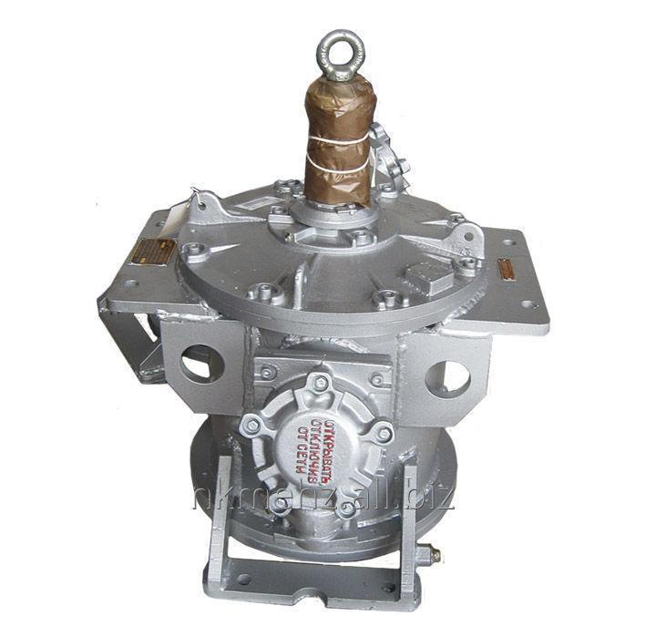Электродвигатель взрывозащищенный вертикальный серии ВАСО5К