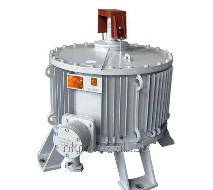 Взрывозащищенный электродвигатель ВАСО7К для привода вентиляторов