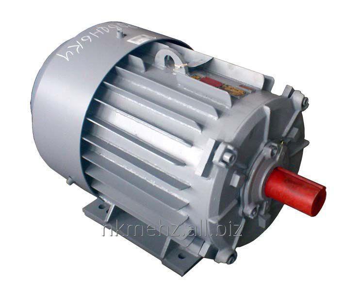 Взрывозащищенный электродвигатель АИММ225М12У1