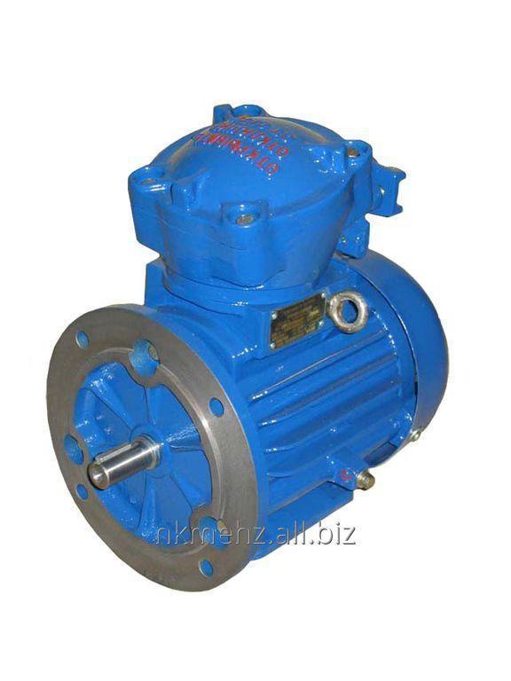Электродвигатель асинхронный взрывозащищенный рудничный АИУ90