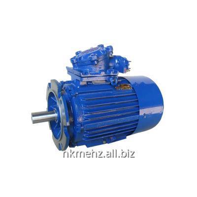 Двигатель асинхронный краново-металлургический 4МТКУ