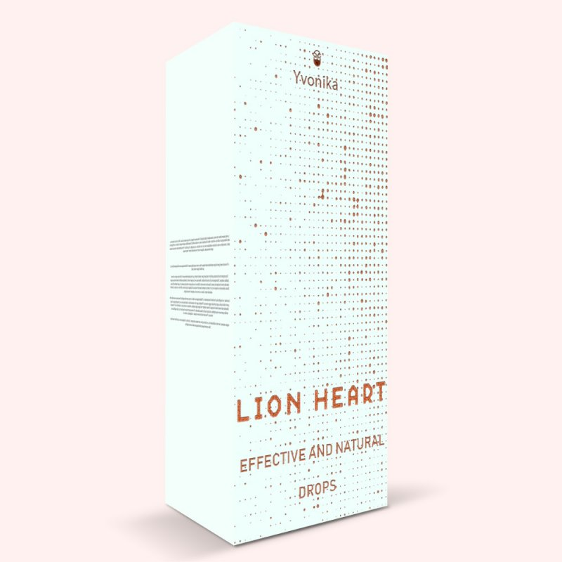 Средство от гипертонии Lion Heart лайон харт