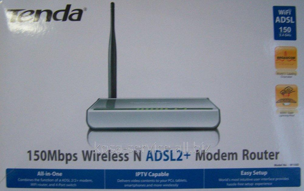Tenda W150D(v3.0) Router Drivers for Windows Mac