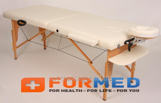 Двухсекционный массажный стол Classic, арт. F2975