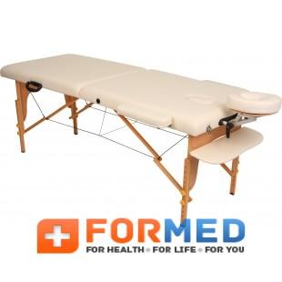 Двухсекционный массажный стол MIRACLE, арт. F2978
