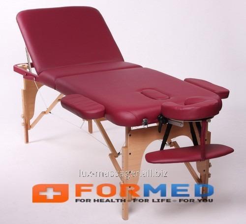 Трехсекционный массажный стол Charm, арт. F2984