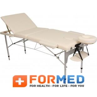 Трехсекционный массажный стол KENTAVR, арт. F2985