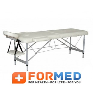 Массажный стол 2-х секционный HY-2010-1.3, арт. F2965