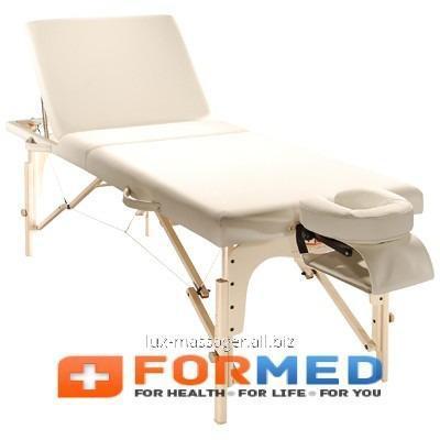 Трехсекционный массажный стол HY-20110-1-2-3, арт. F2971
