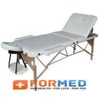 Трехсекционный массажный стол HY-30110B, арт. F2972