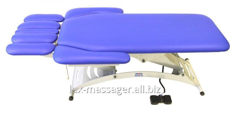 Стол массажный многофункциональный Ормед-МАНУАЛ модель 103, арт. OR71-45
