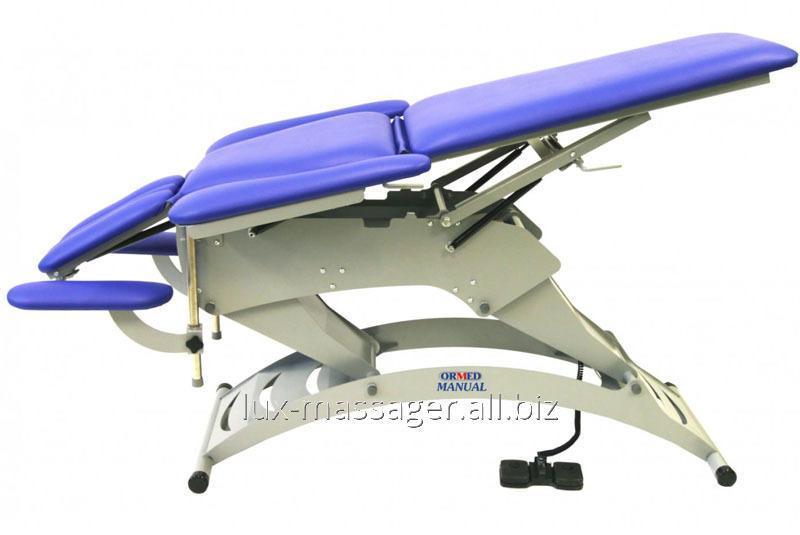 Оборудование для мануальной терапии Стол массажный многофункциональный Ормед-МАНУАЛ модель 303, арт. OR71-46
