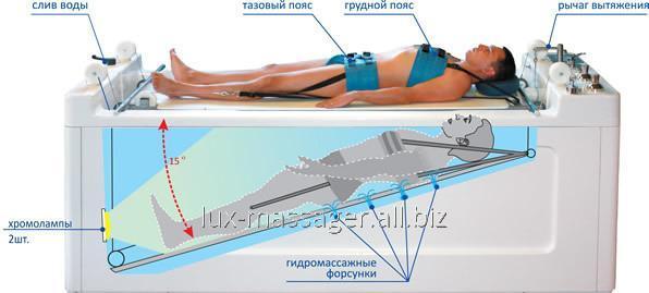 Подводное вытяжение Акватракцион, арт. OR71-32