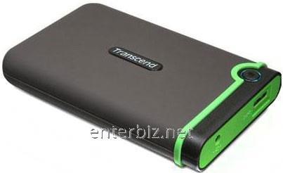 """Накопитель внешний 2.5"""" USB 1Tb TRANSCEND StoreJet (TS1TSJ25M3)"""