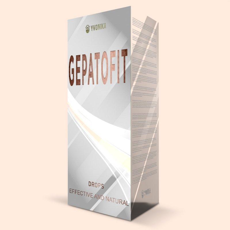 Средство для очистки печени Gepatofit гепатофит
