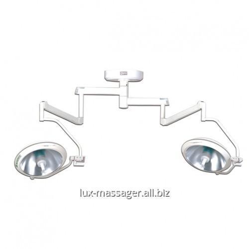 Бестеневая операционная лампа KL-500/500III