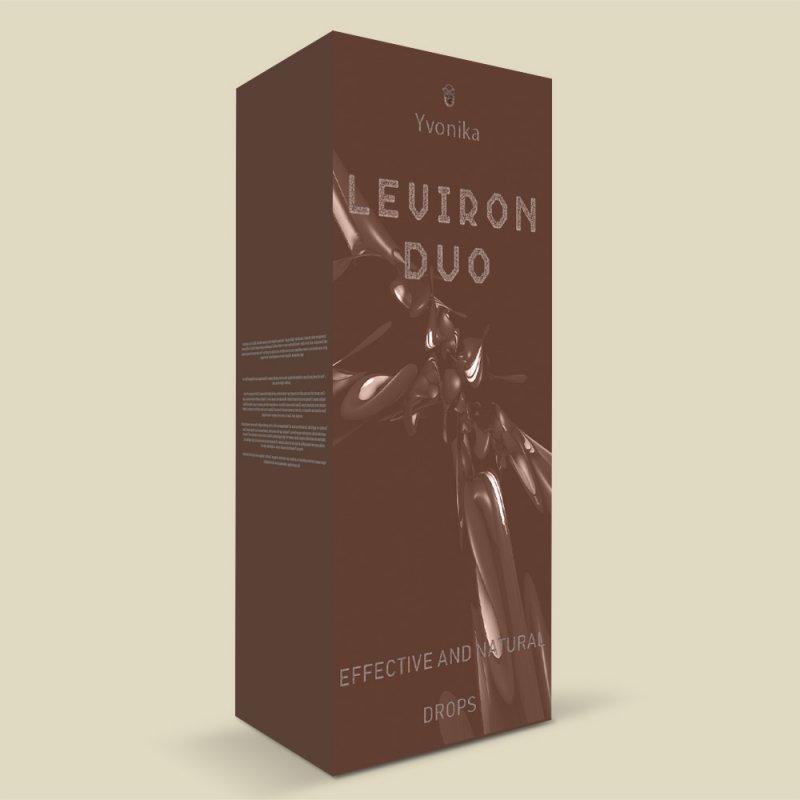 Средство для восстановления печени Leviron Duo левирон дуо