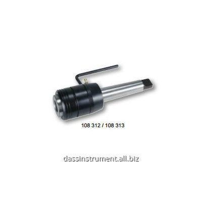 Купить Автоматический быстрозажимный патрон EasyLock для кольцевых - корончатых сверл с хвостовиком 108 312 / 108 313