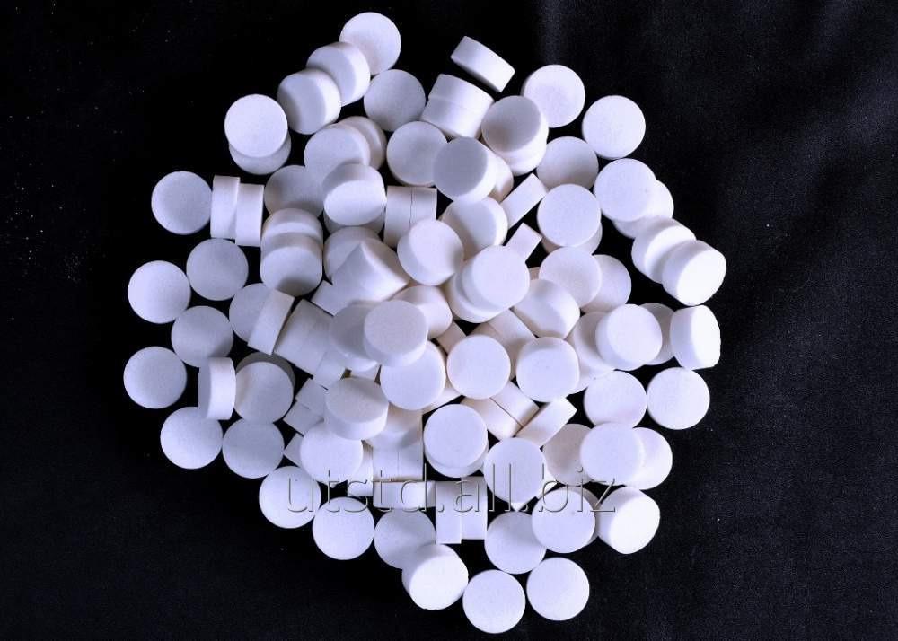 Соль таблетированная NaCl