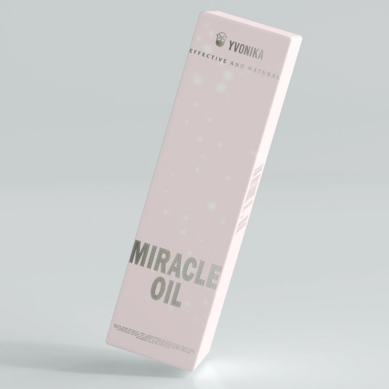 Спрей для волос Miracle Oil миркл оил