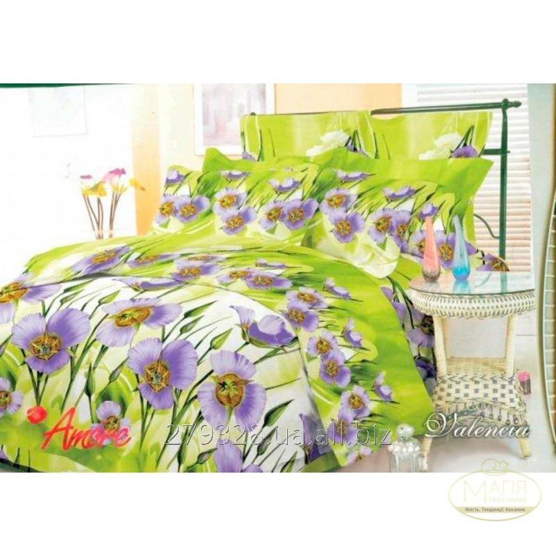 Комплект постельного белья Amore Valencia ранфорс, код: 119583