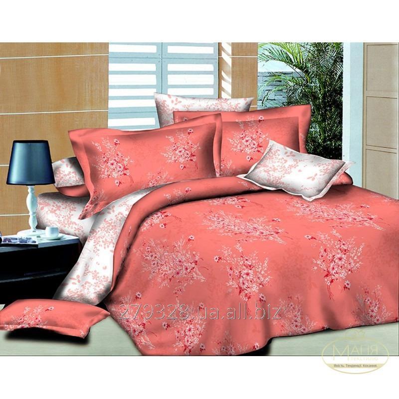 Комплект постельного белья Autumn bouquet L-1585-5 SoundSleep поплин, код: 130340