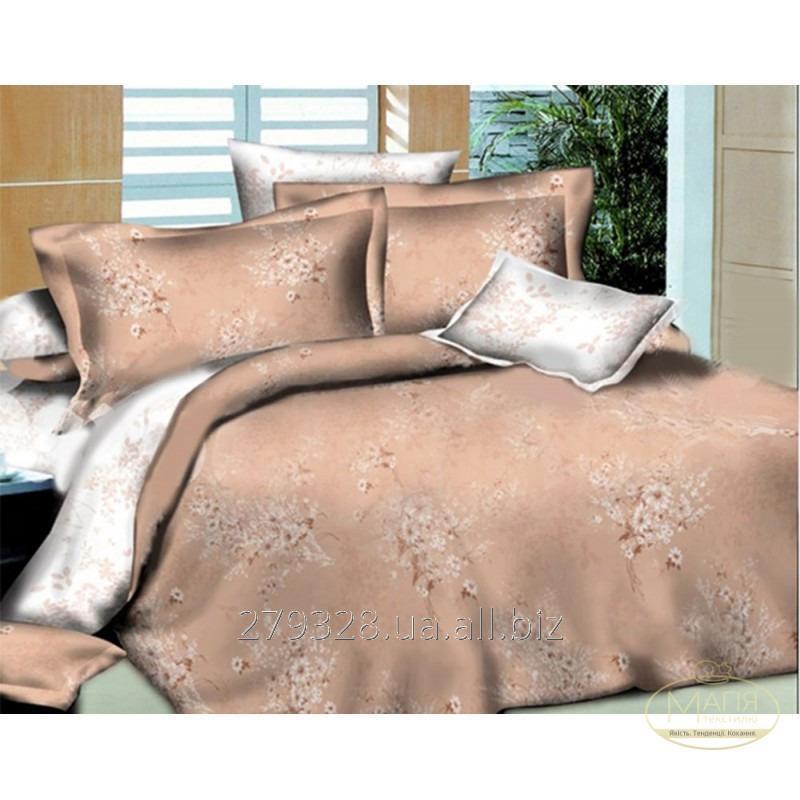 Комплект постельного белья Spring bouquet L-1585-3 SoundSleep поплин, код: 130368
