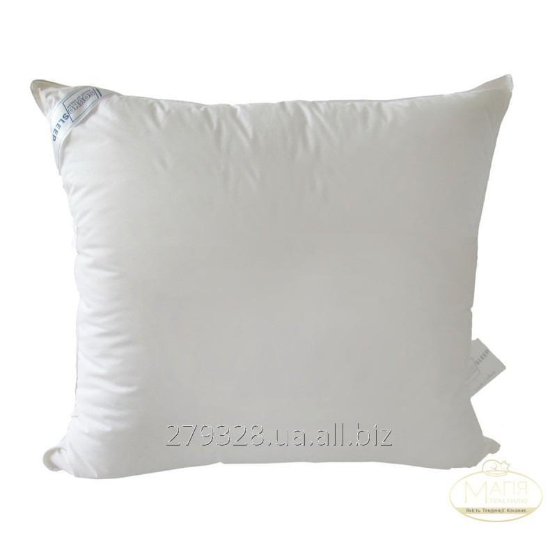 Подушка 80% пуха SoundSleep Air белая, код: 103701