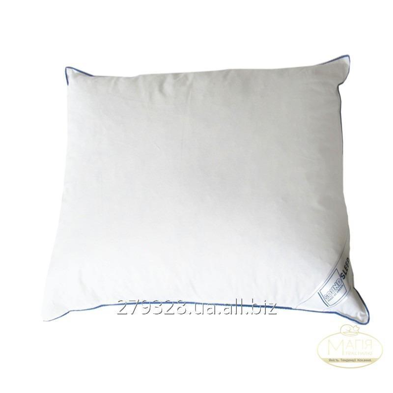 Подушка 5% пуха SoundSleep Relax белая, код: 103724
