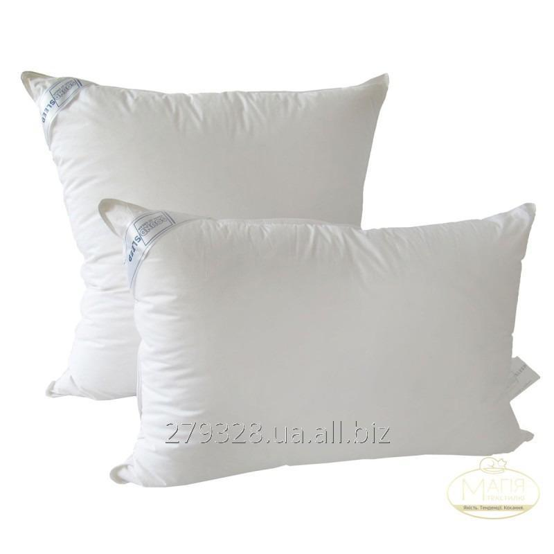 Подушка 30% пуха SoundSleep Love белая, код: 103741