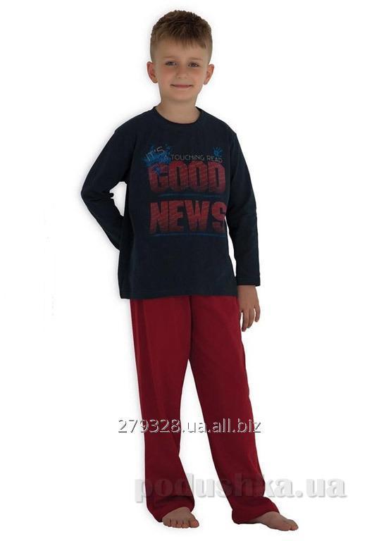 Пижама детская для мальчиков Hays 3412, код: 59059