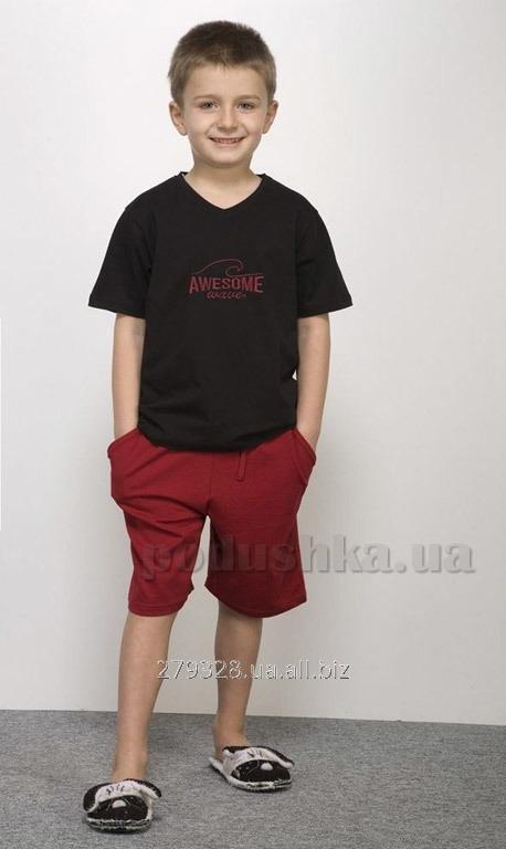 Пижама детская для мальчиков Hays 2869, код: 55743
