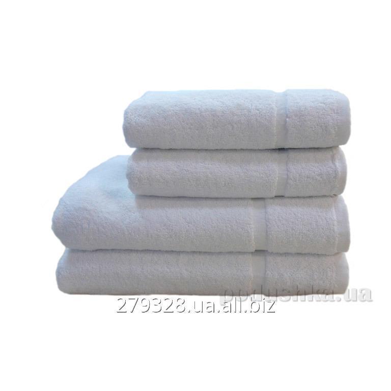 Полотенце махровое Home line отельное England белое, код: 64754