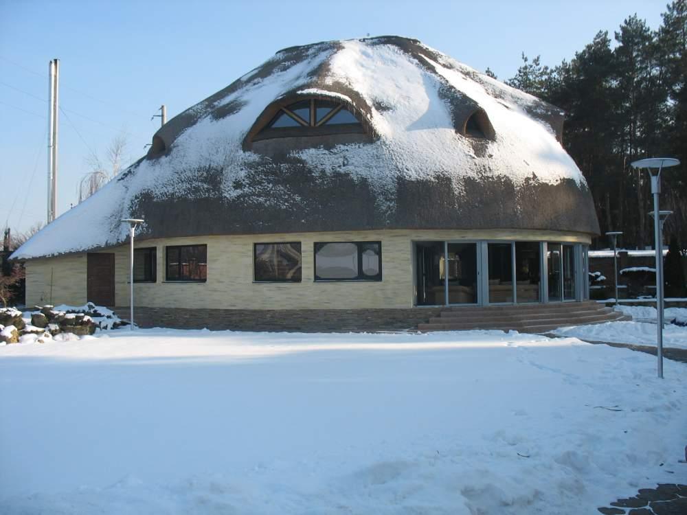 Формы купольных домов круглых домов