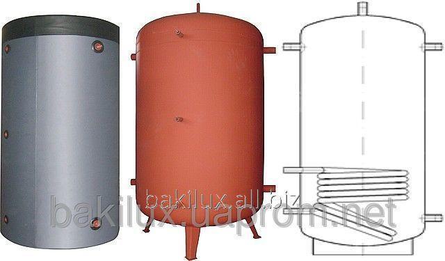 Купить Тепловые аккумуляторы АБН-1Н-5000 (с нижним теплообменником)