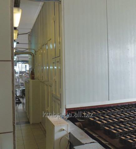 Купить Комплексно-механизированная линия производства формового хлеба