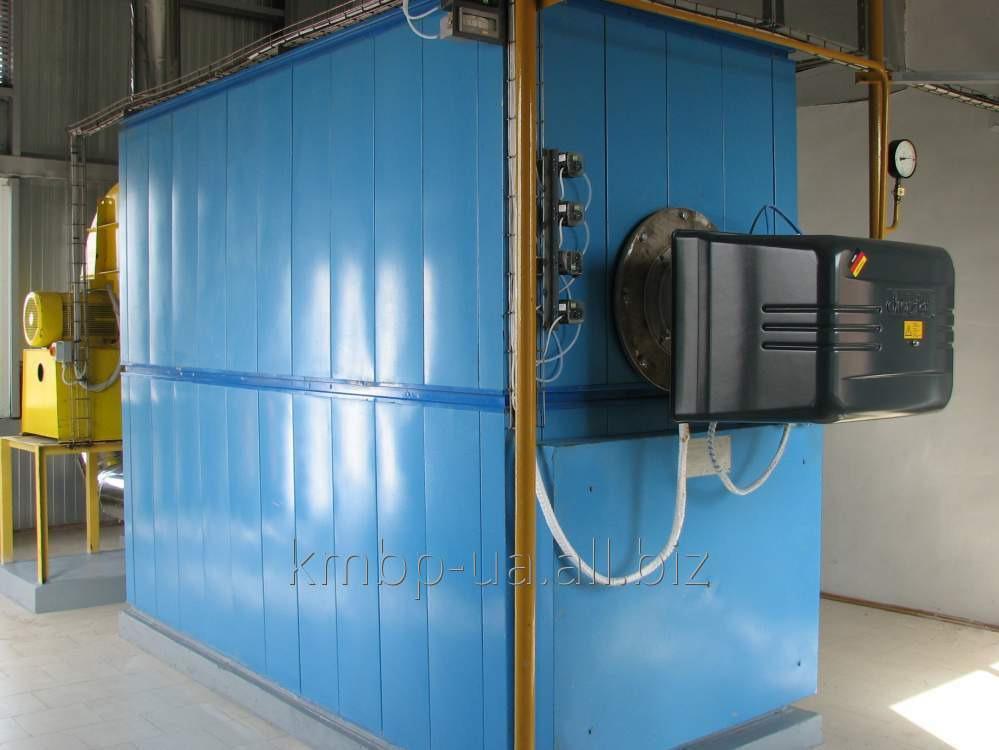 Купить Теплогенераторная установка ТГ-0,95-1,9-200