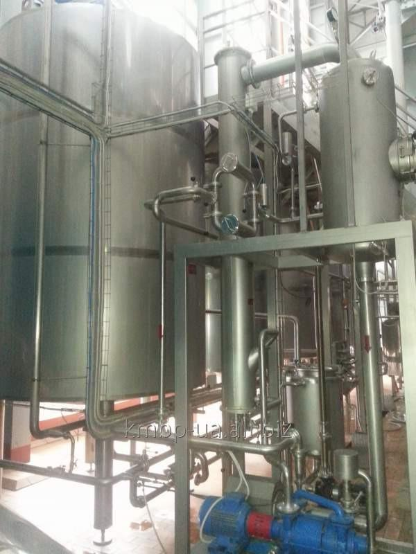 Купить Установка вакуумного охлаждения производительностью 3-5-7 т/ч