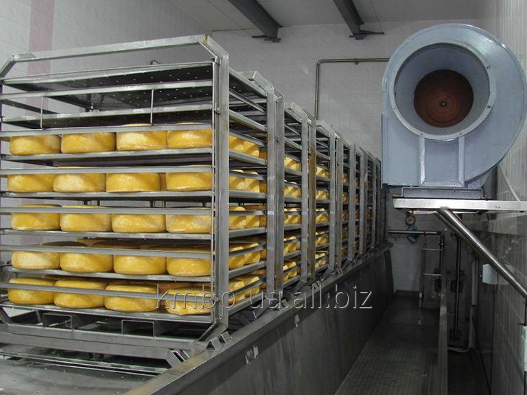 Купить Установка посолки сырного зерна