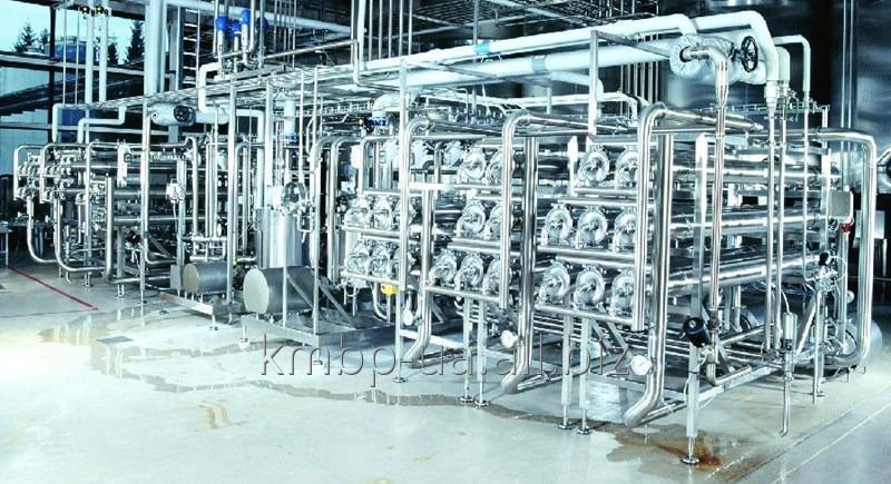 Купить Линия для производства концентрата молочного белка