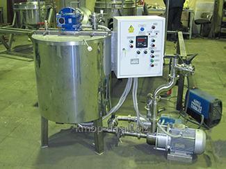 Купить Линия по производству рекомбинированного сгущенного молока